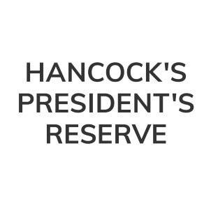Hancock's President's Reserve