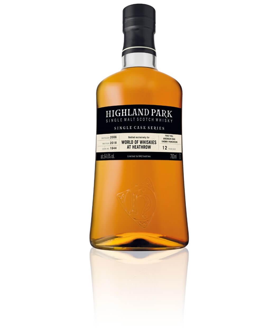 Recommended: Highland Park Single Cask Bottling