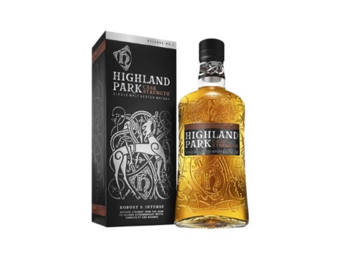 Highland Park announces Cask Strength release