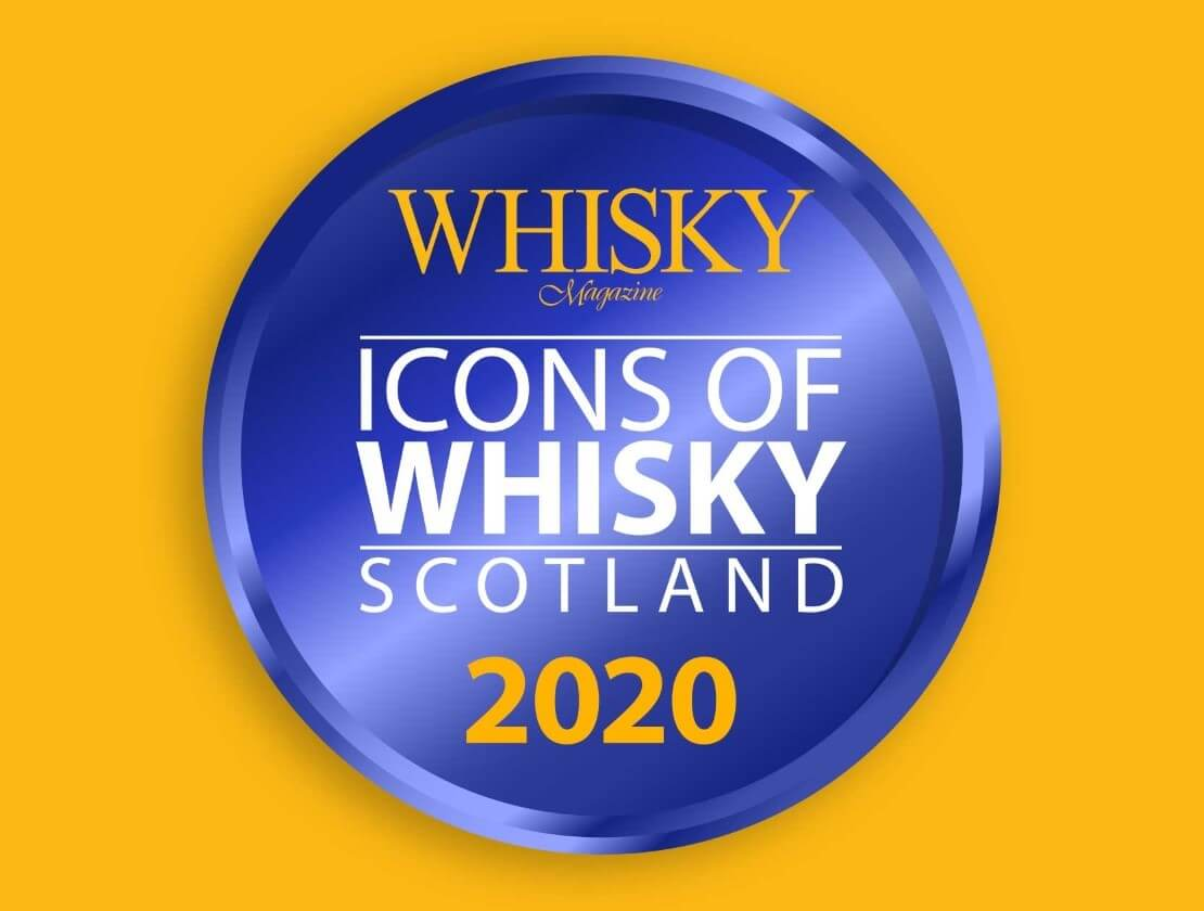 Flowers of Scotland — Icons of Whisky 2020