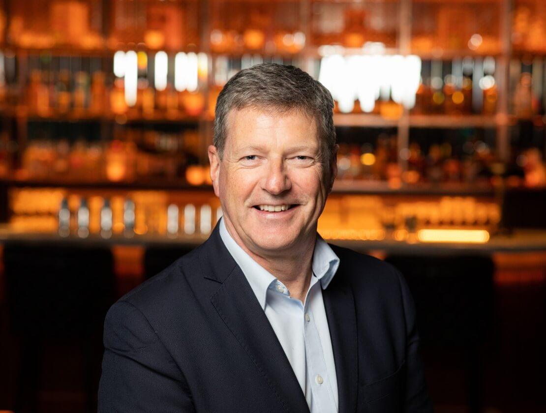 Conor McQuaid, chairman and CEO of Irish Distillers.