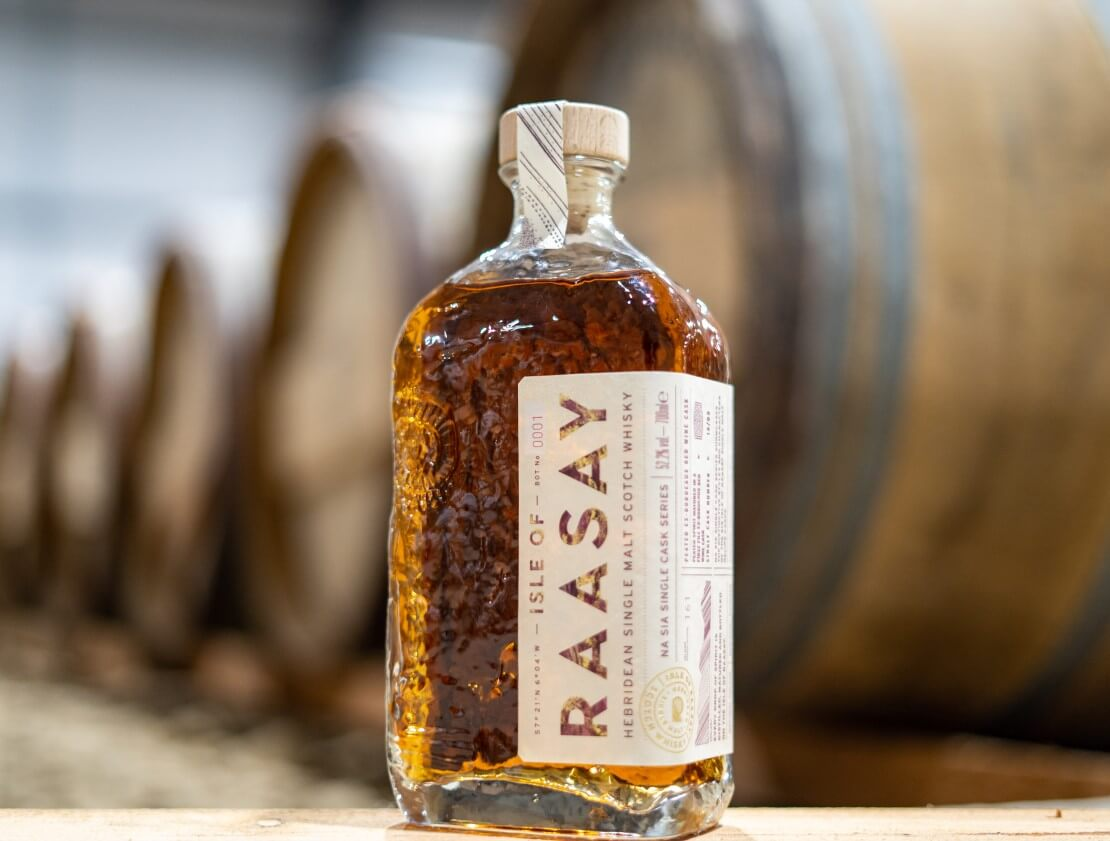 Isle of Raasay celebrates Scotch Whisky Day with exclusive series