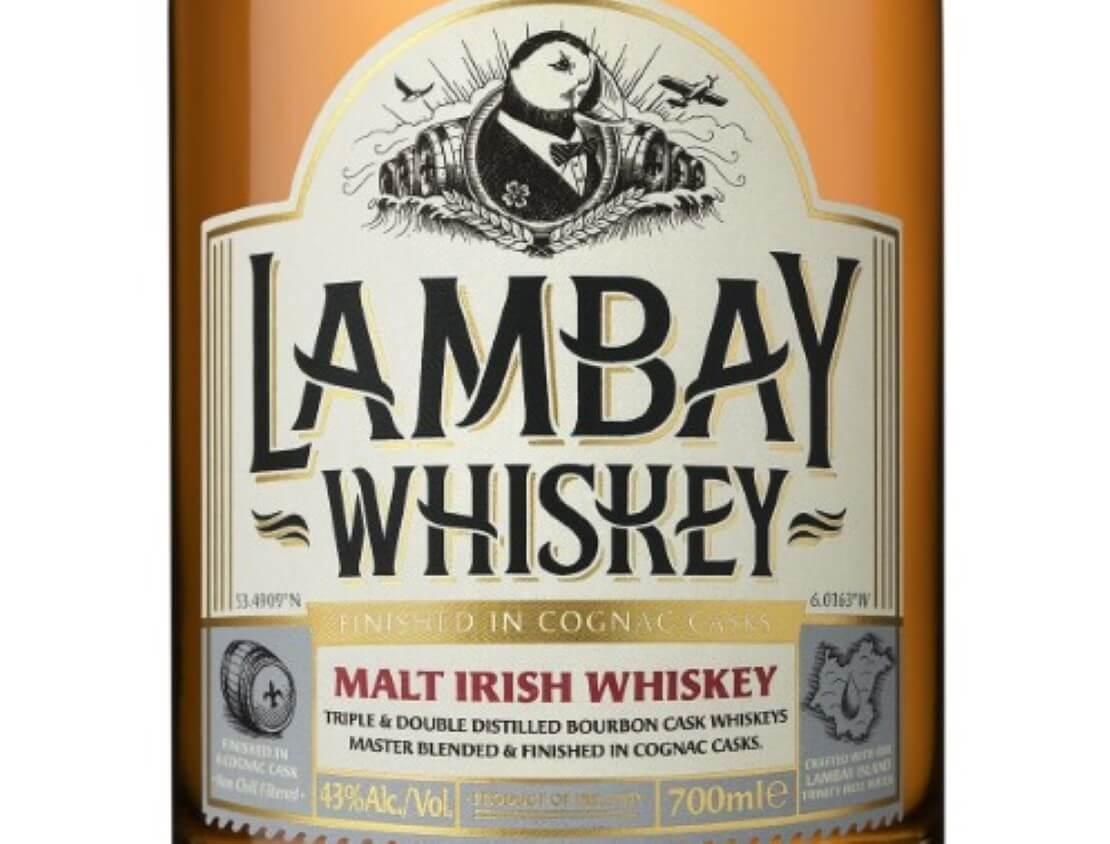 Lambay releases new blended malt Irish whiskey
