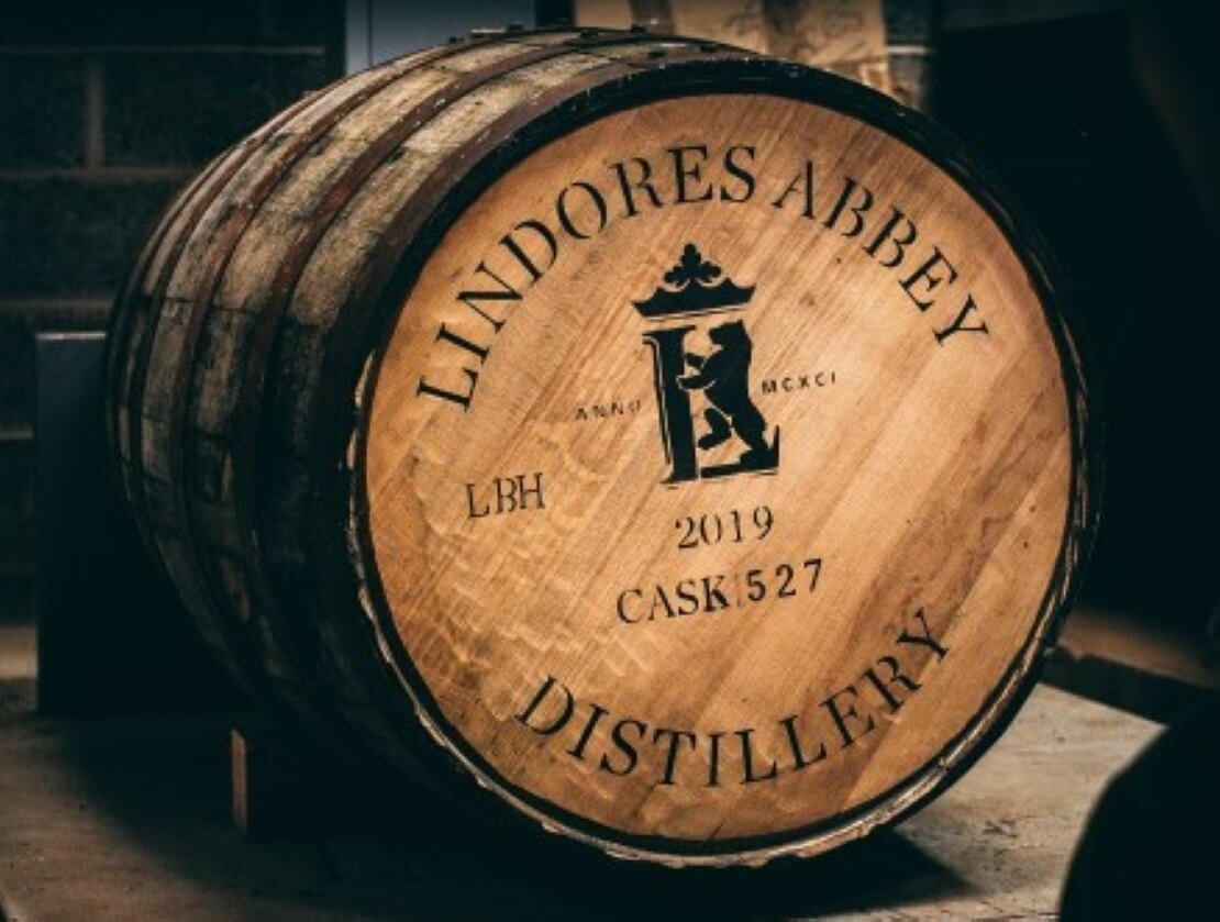 Lindores Abbey is auctioning a cask from Australian company Nebb Whisky Barrels.