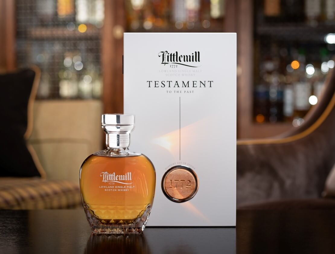 Oldest ever Littlemill whisky expression released