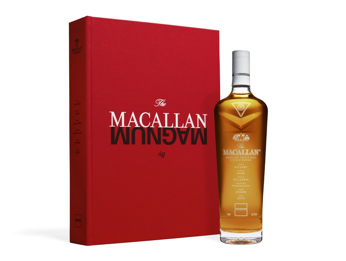 The Macallan Magnum Edition