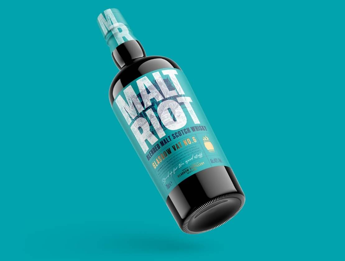 Malt Riot Blended Malt Scotch Whisky