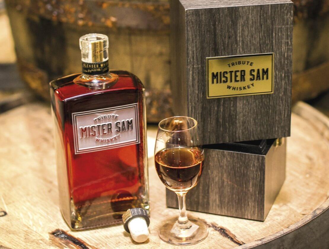 Honouring Mister Sam