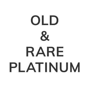 Old & Rare Platinum