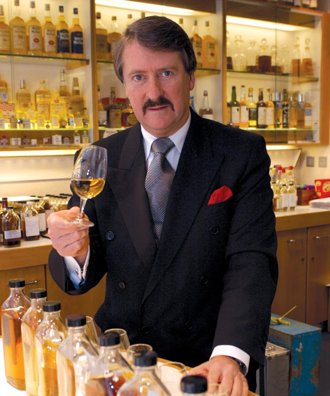 Master blender Richard Paterson