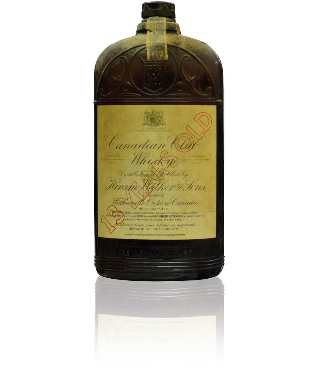 Canadian Club from 1922