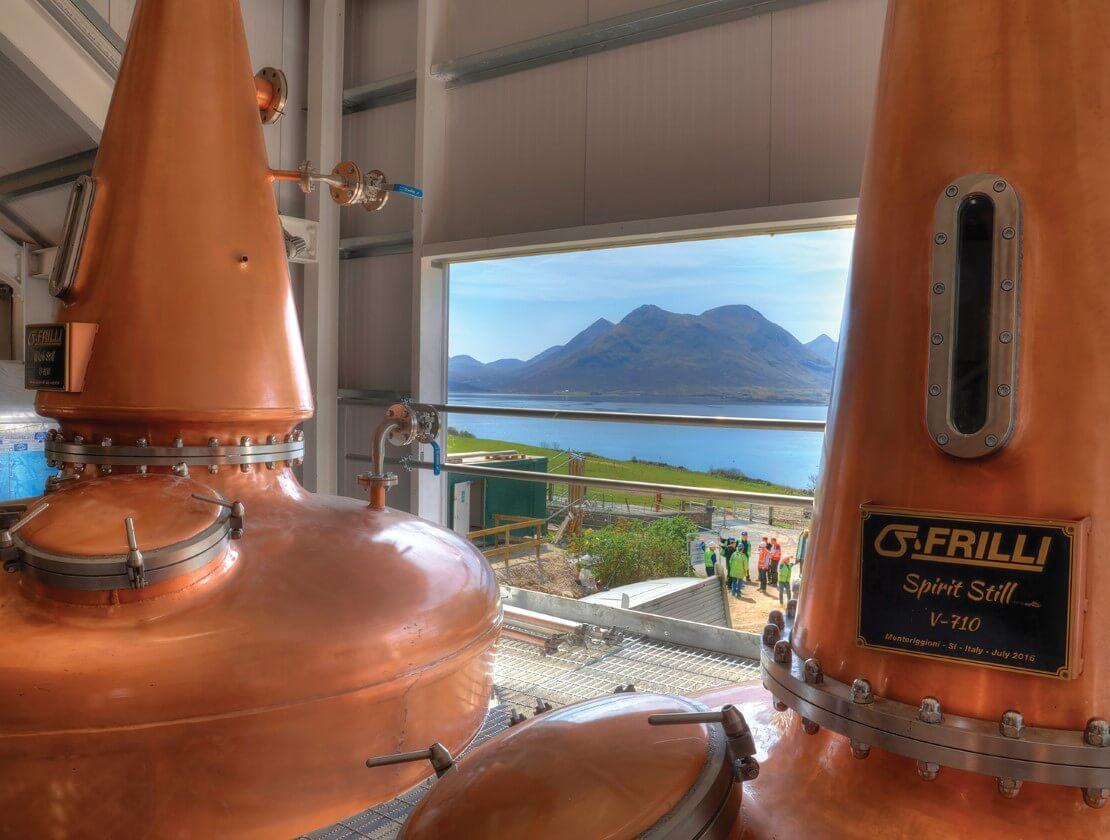 Scottish craft – Raasay Distillery