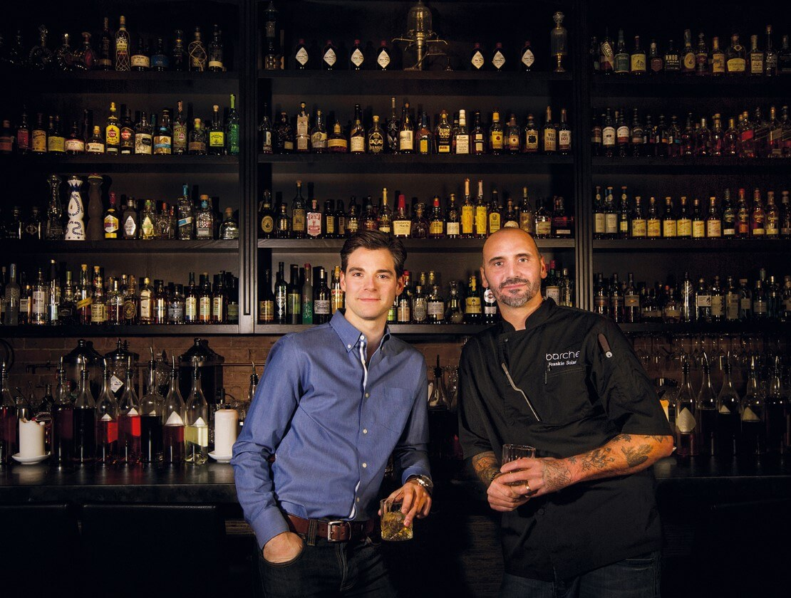 The team behind BarChef