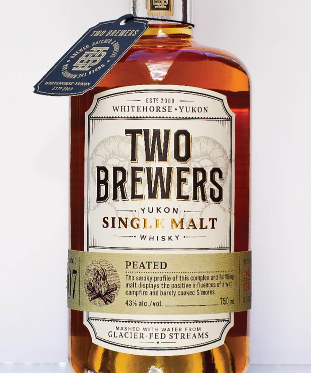 Two Brewers Single Malt