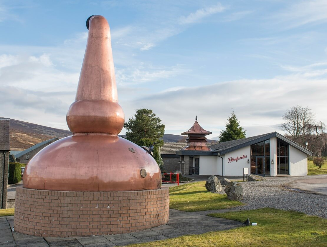 The Glenfarclas Distillery