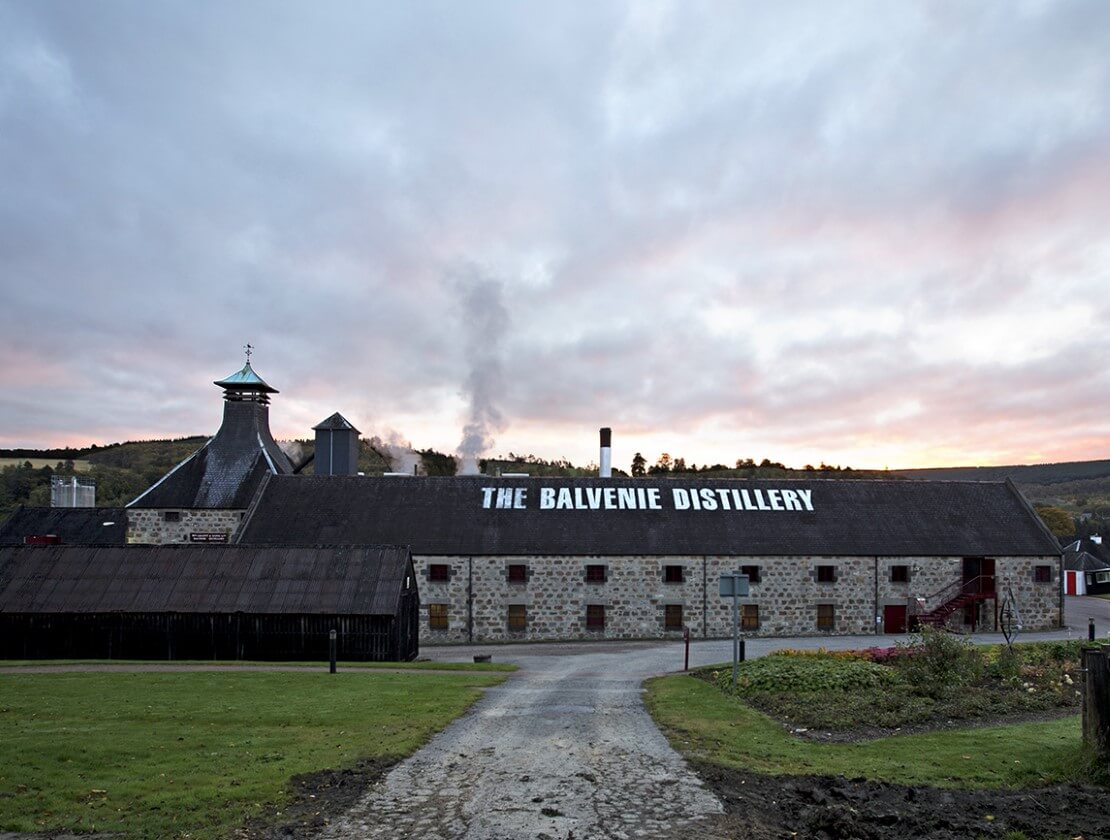 The Balvenie Distillery
