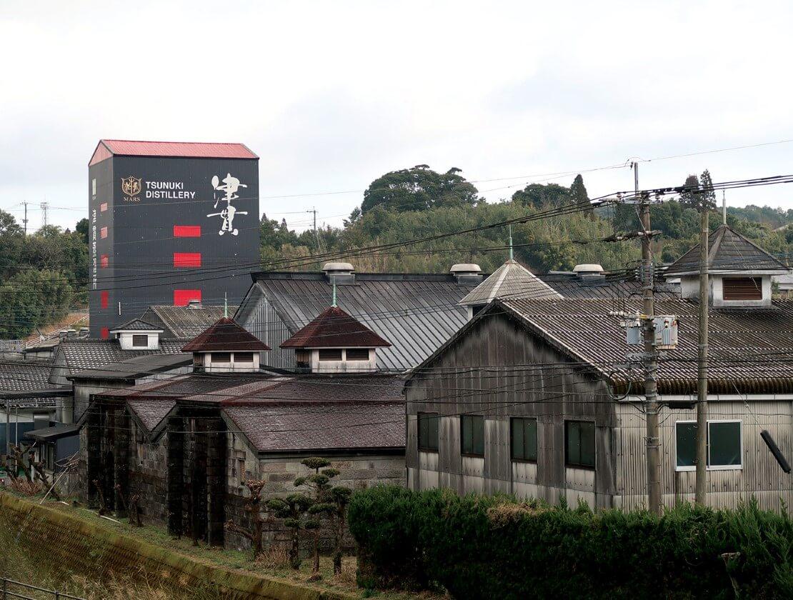 Tsunuki Distillery