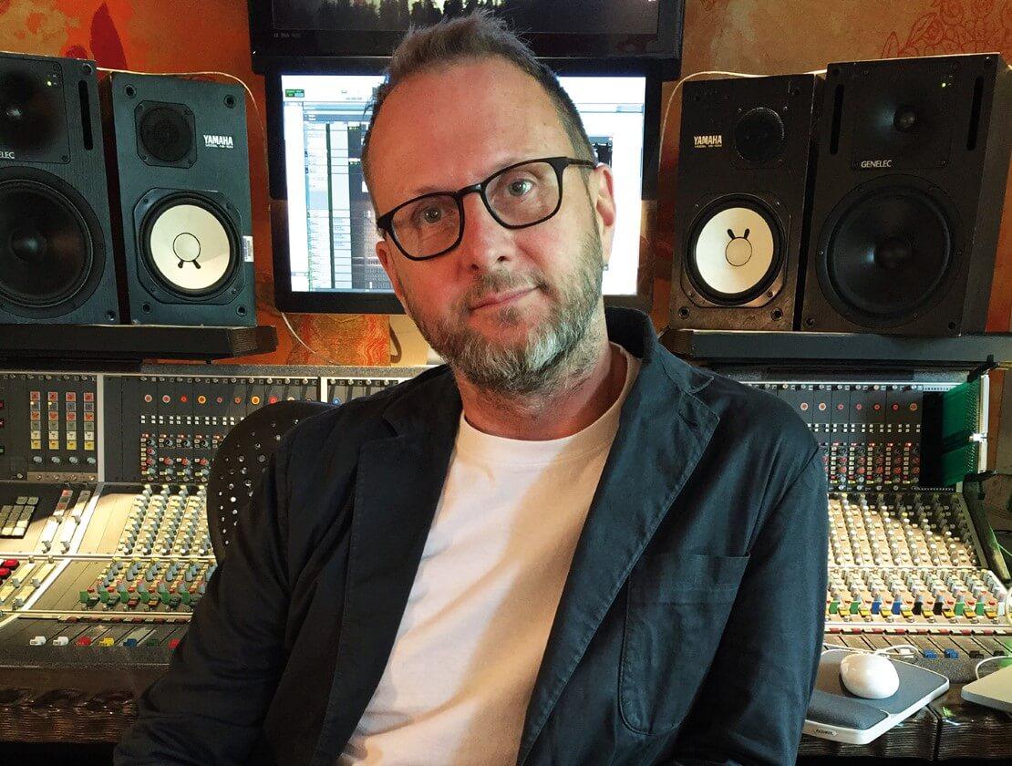 The Master of Sound (Danton Supple)