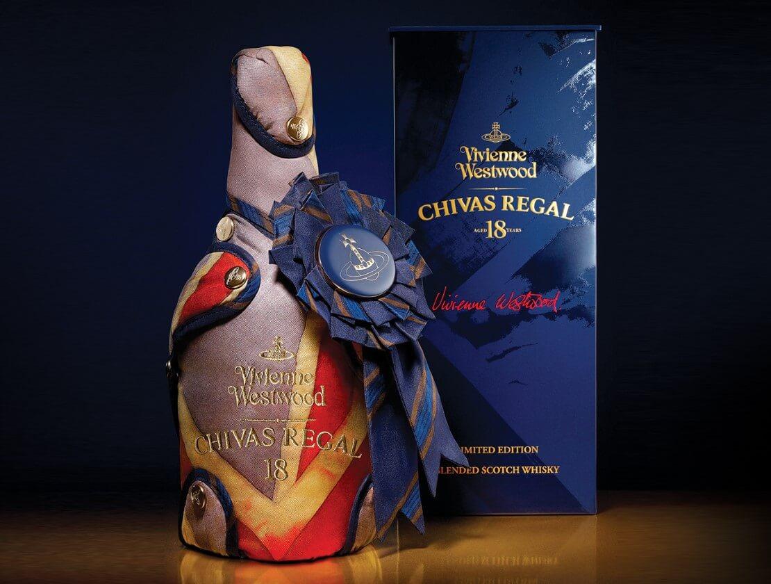 Vivienne Westwood Chivas Regal 18 Years Old