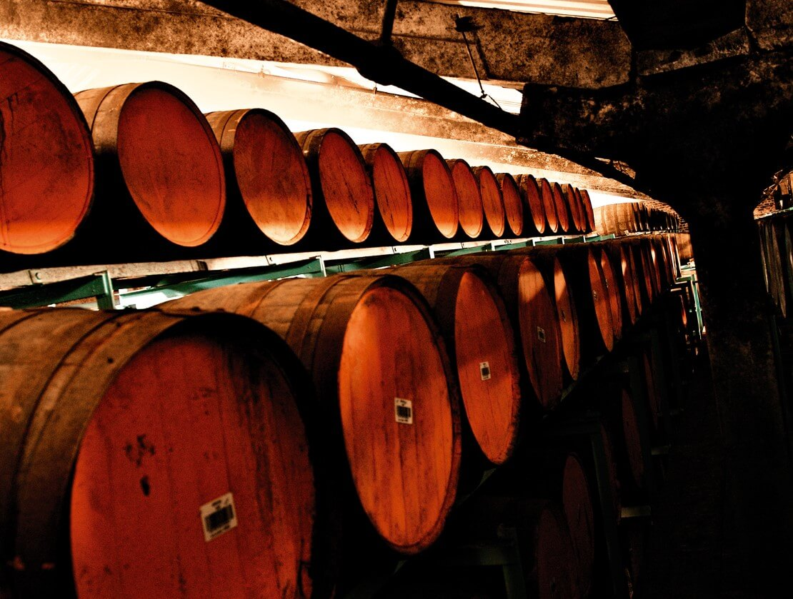 Grain Whisky and its Ageing Process