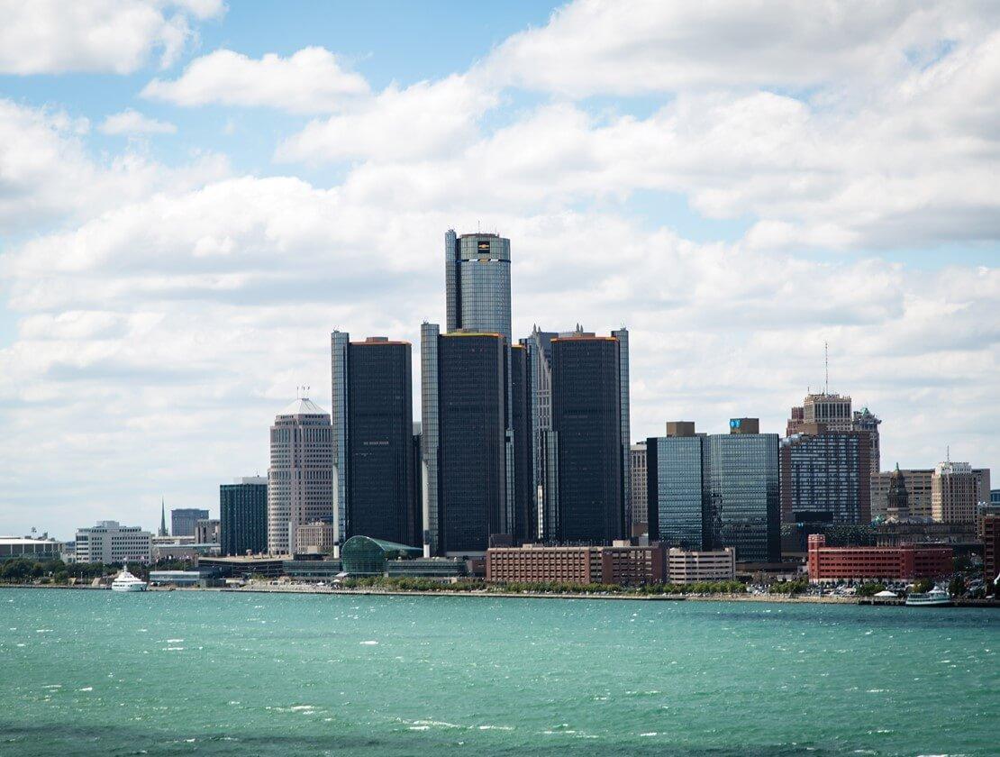 Motor city – Detroit
