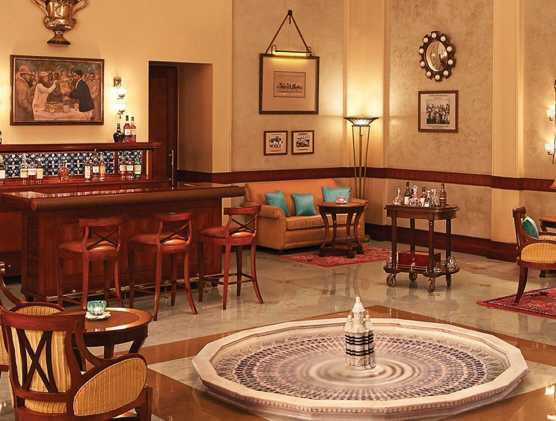 Polo Bar, Rambagh Palace, Jaipur