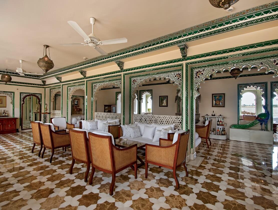 Amrit Sagar, Taj Lake Palace, Udaipur
