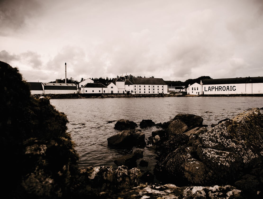 Laphroaig: It's All About the Peat