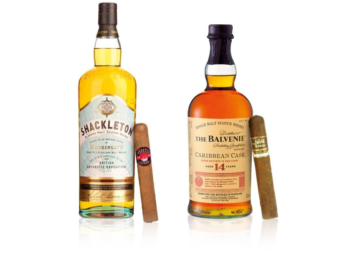 Cigars & Whisky