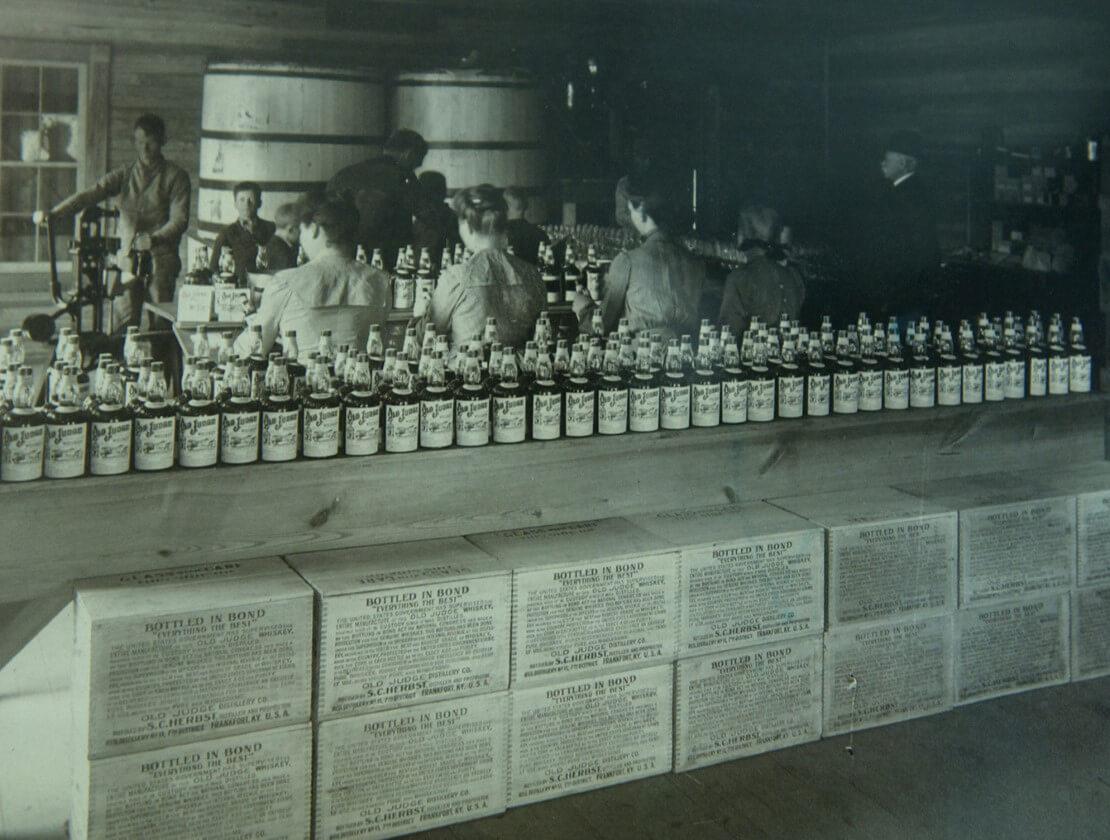 50 Monumental Bourbon Moments