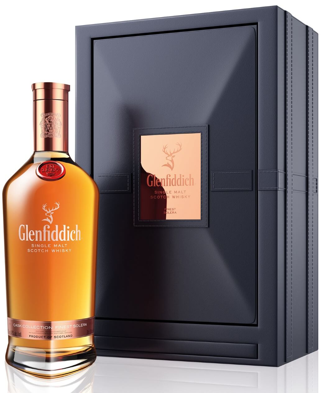 The Glenfiddich Cask Collection