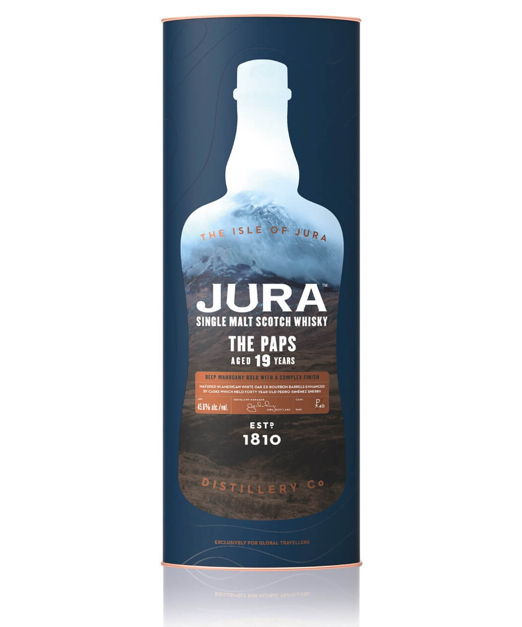Jura, The Paps 19 Years Old