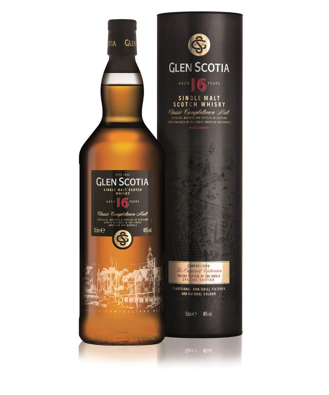 Glen Scotia, 16 Years Old