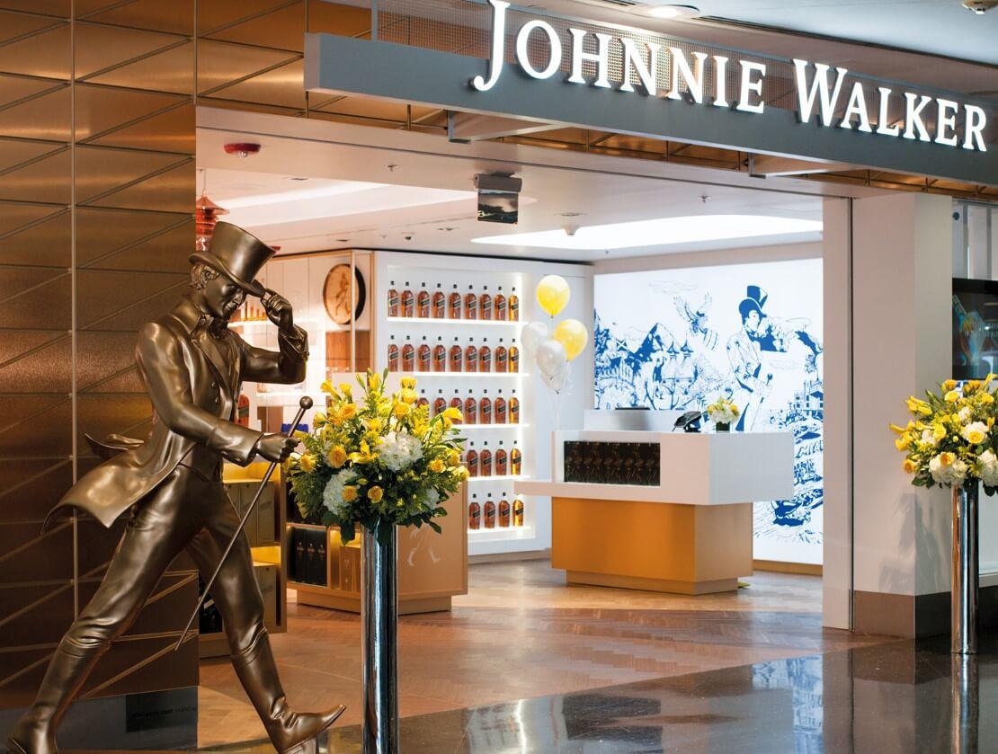 Johnnie Walker Store