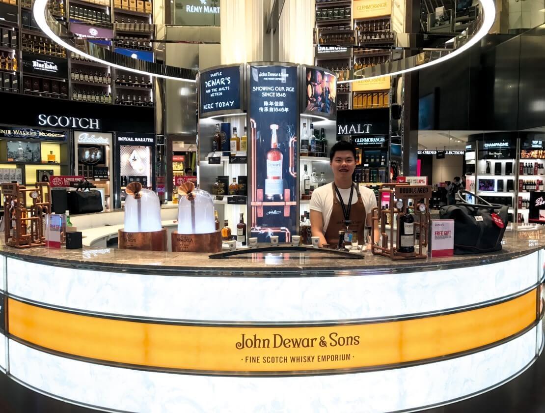 Dewer's Singapore Shop