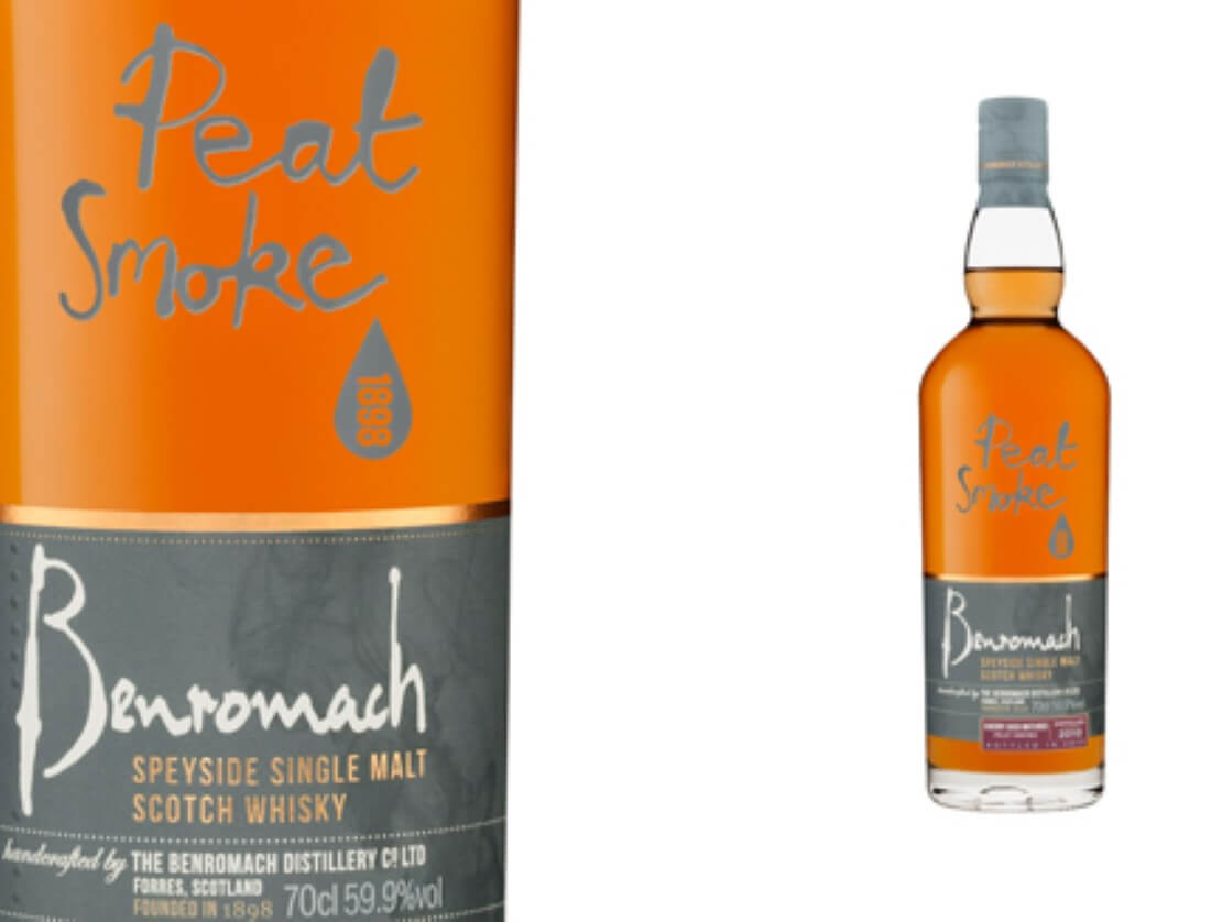 Benromach unveils Peat Smoke Sherry Cask Matured