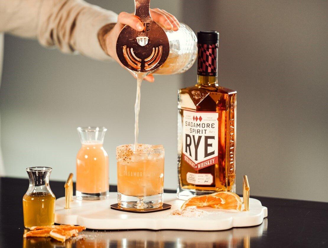 Cocktail of the week: Sagamore Whiskey Paloma
