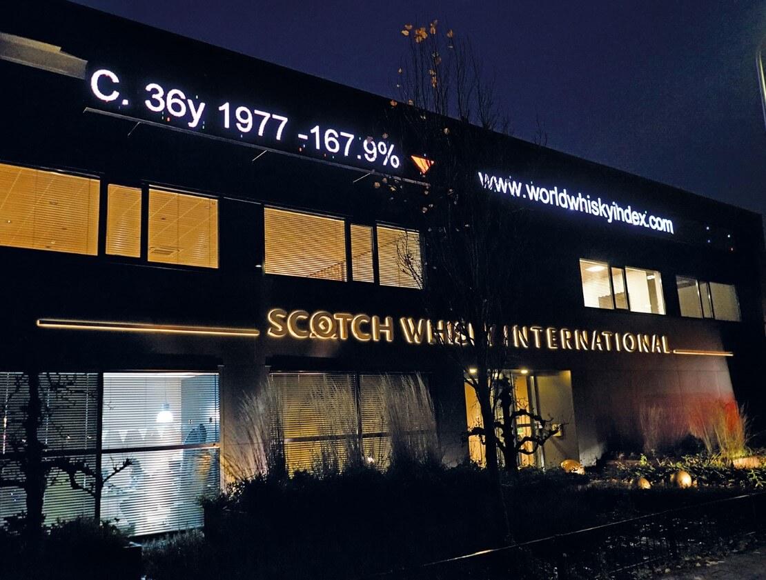 Scotch Whisky International's offices