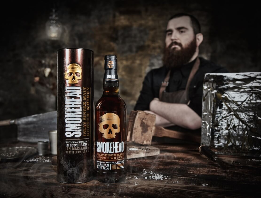 Would you try one of these Halloween whisky cocktails from Smokehead?