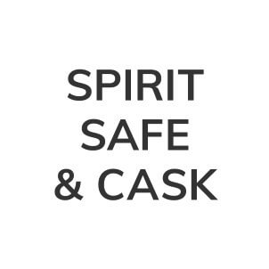 Spirit Safe & Cask