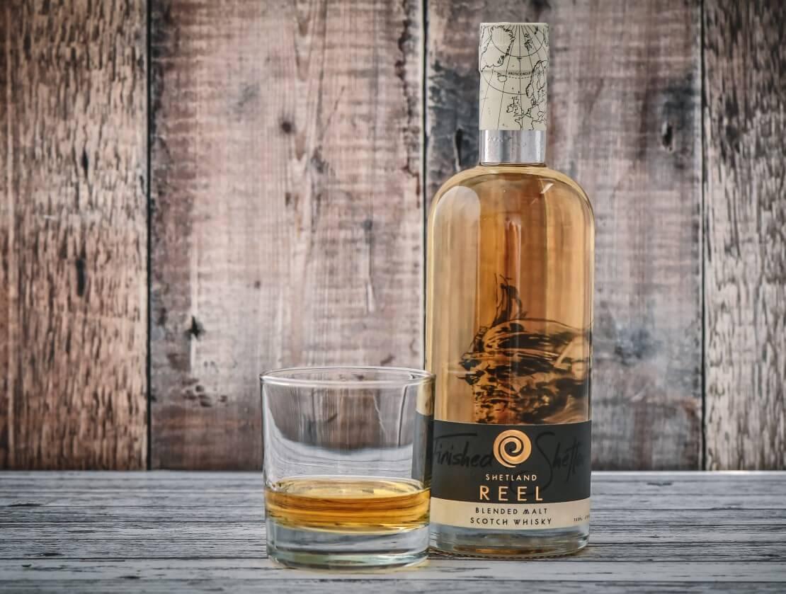 A near finish for Shetland distillery