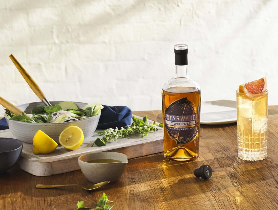 Starward Whisky and the Michelin Guide announce partnership