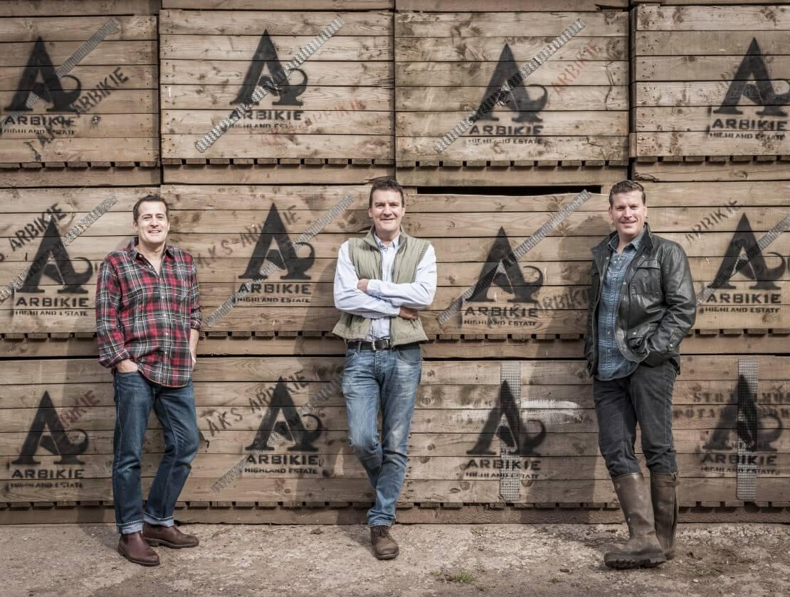 Scottish distiller Arbikie clinches major US export deal