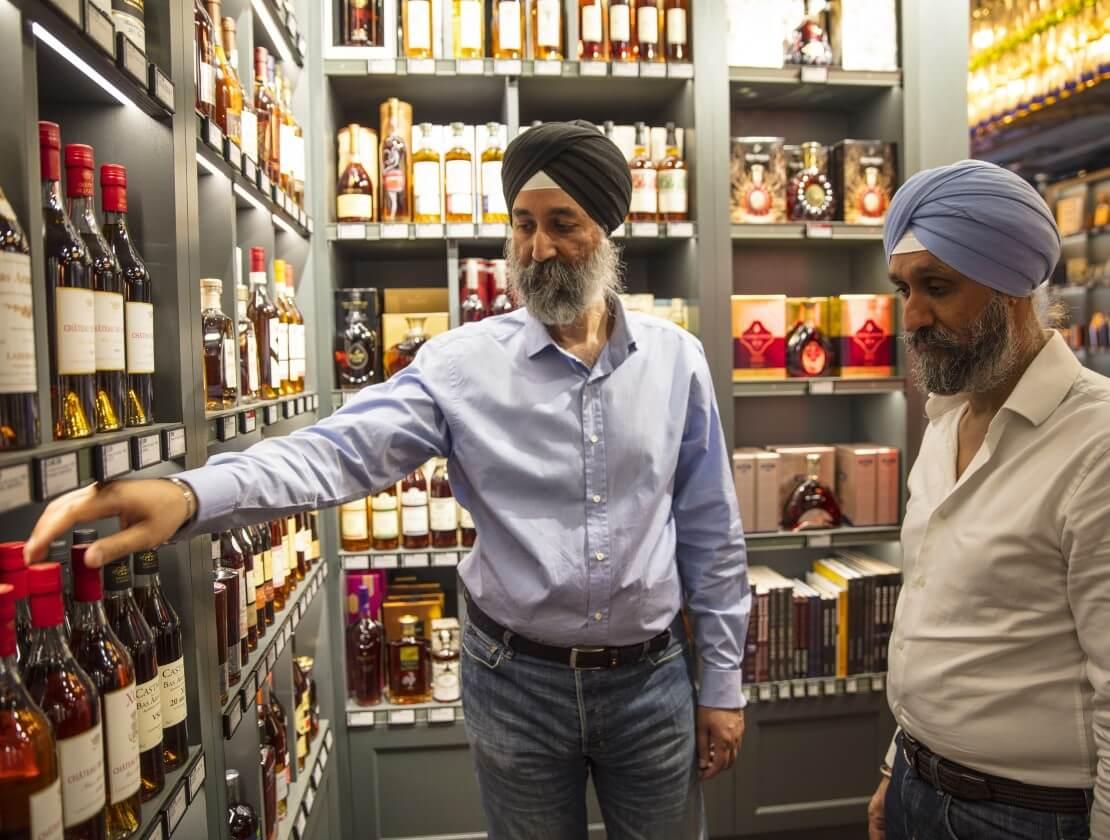 Sukhinder and Rajbir Singh