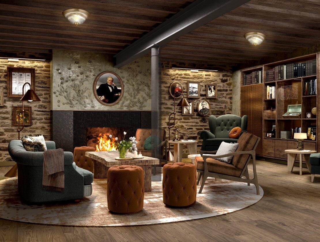 The Glenlivet releases a sneak peek of newly refurbished home