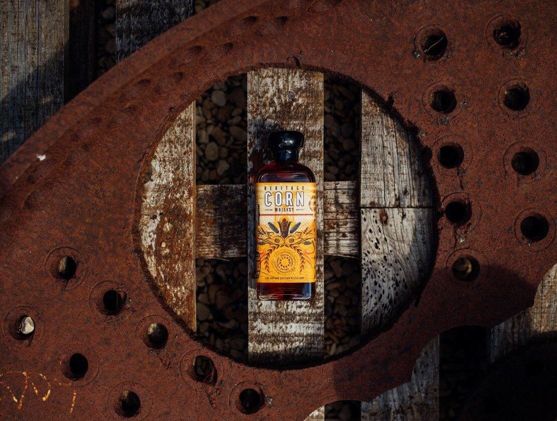 Heritage Corn Whisky