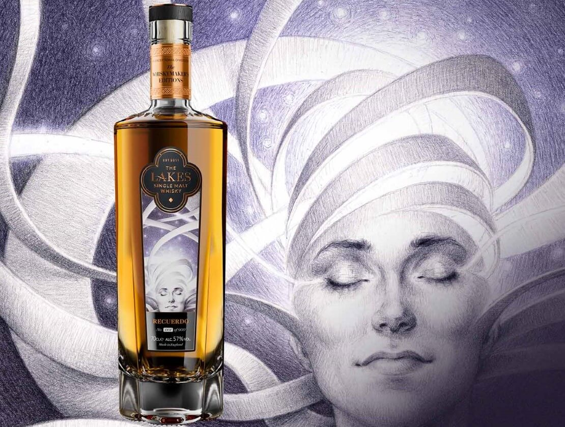 The Lakes Distillery releases The Whiskymaker's Editions: Recuerdo