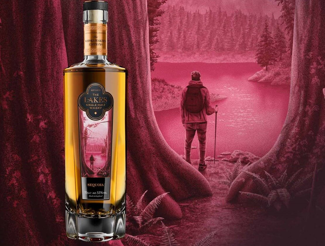 The Lakes Distillery launches new single malt, Sequoia