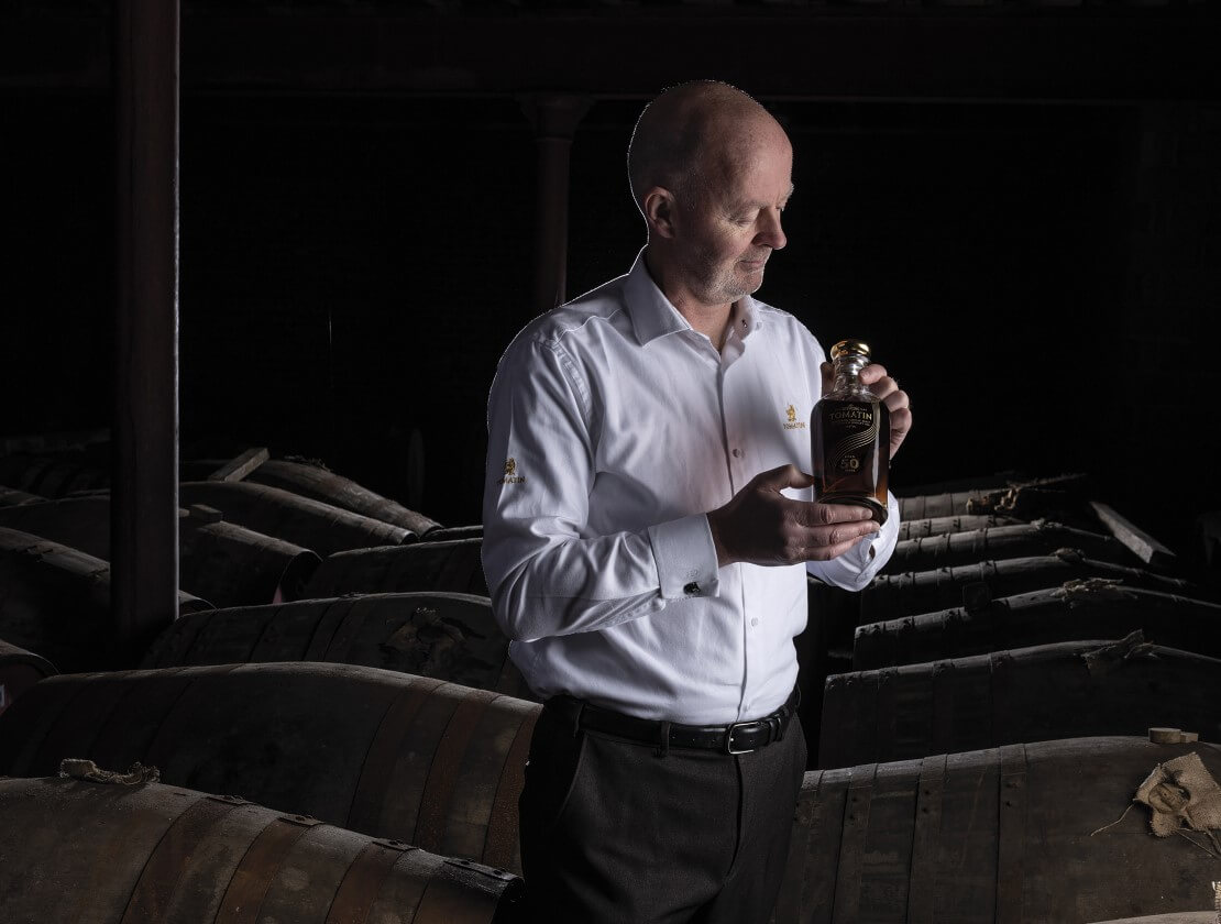 The shape of whisky