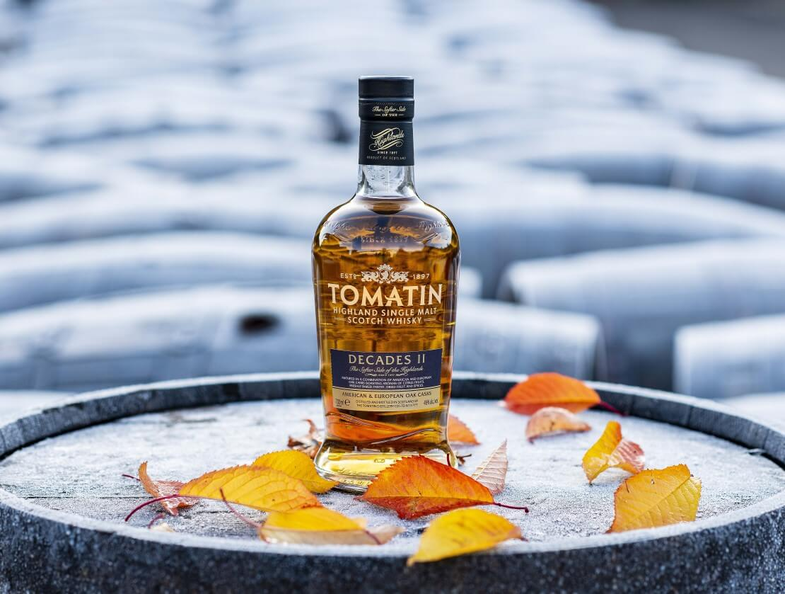 Tomatin's new Decades II expression